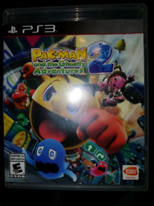 PS3 Pac man 2 Game