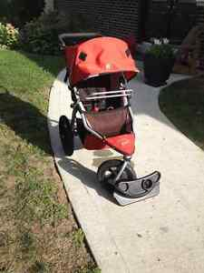 Bob Revolution Stroller with Numerous Accessories