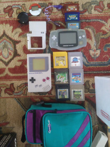 N64, nes, gba, gameboy, wii, gamecube, games and accessories