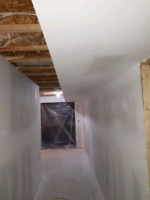 DRYWALL TAPING /FINISHING TOUCHES