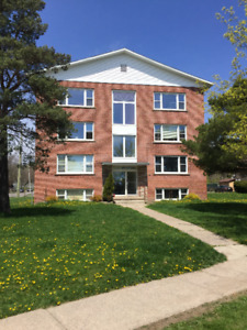 Large 2 Bedroom - clean, secure building, College bus route