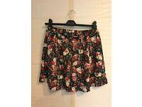 PROMOD floral skirt