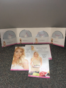 TRACY ANDERSON FITNESS DVD SET