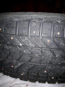 Ford Ranger winter tires 235-75 R15