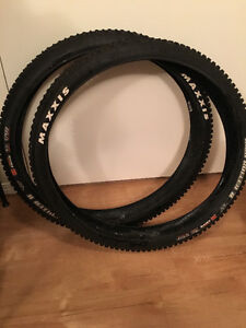 Maxxis High Roller II 27.5 x 2.3 - both for $50