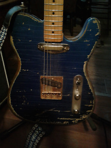 TELECASTER FOR SALE $675 OR TRADE...