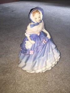 "Royal Doulton Figurine ""Alice"" HN3368"