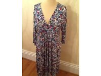Lily and me long jersey dress size 16