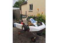125cc RACE KART READY TO GO