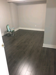 Beautiful basement for rent.  Sold