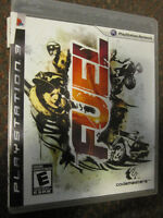PS3 Games - Speed-Type Assortment - FUEL - New