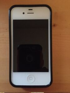 iPhone 4 16GB.  Excellent condition.  Telus.  No contract.