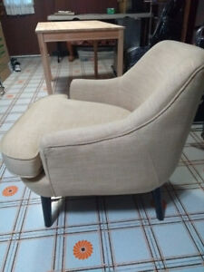 Small Accent Chair + Free Delivery