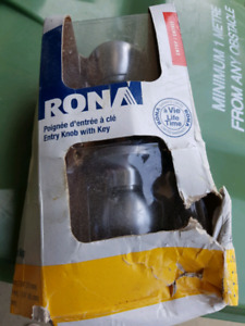 Rona lockset