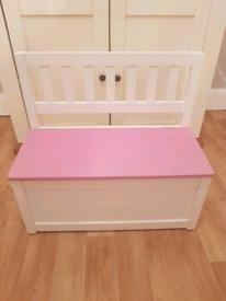 Kids Storage Bench Toy Box