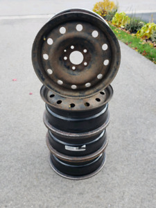 "Set of 4 16"" Rims for Sale"