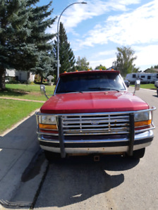 1993 Ford F350 XLT Dually