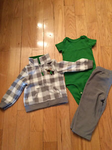 18m Carter's 3pc outfit