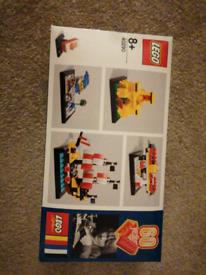 Lego 60 years set