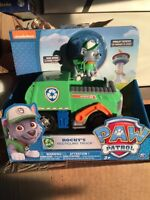 Paw patrol toy and busy book
