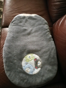Bunting bag for car seat