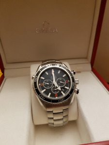 Omega Planet Ocean Chronograph - with 2yr Warranty from Omega
