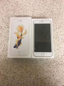 FOR SALE I HAVE I PHONE 6 S PLUS 16GB MUST SEE