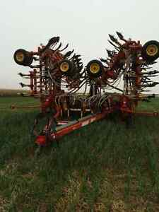 54ft  bourgault air drill