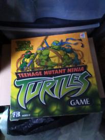 Ninja turtle board game