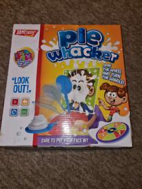 Pie whacker (pie face) game BNIB