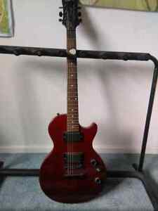Epiphone special 2 with emgs