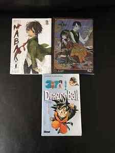 Lot de Mangas