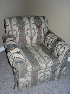 Very Comfortable Canadian Made Easy Chair