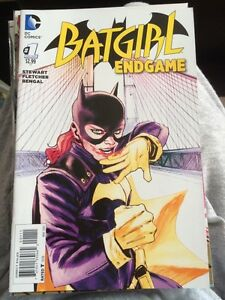 Batman (batgirl comics)