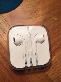 Apple Earpod Headphones Brand New Unused