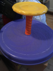 Sit and Spin Toy