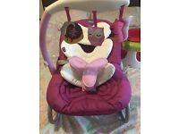 Chicco bouncer chair mrs owls mia