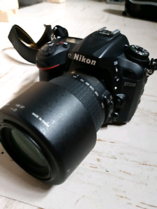 Selling DSLR and two lenses