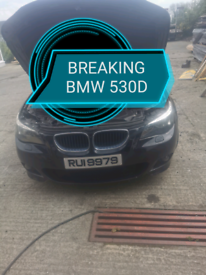 Bmw 530d breaking parts spares