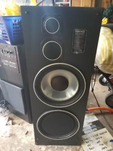 Axiom & Nikko HiFi Loudspeakers