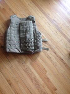 Airsoft vest/plate carrier
