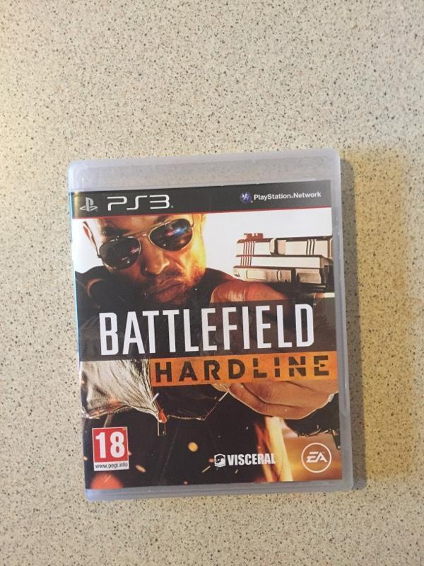 Battlefield Hardline Ps3 In Spondon Derbyshire Gumtree