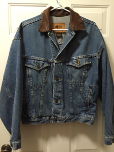 New Men's Motorola Jean Jacket