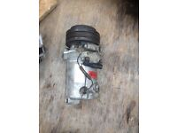 Air conditioning compressor bmw e46 320d