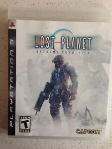 Lost planet extreme condition PS3