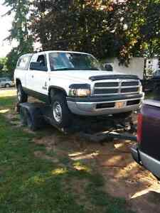 From Albert Dodge ram 2500 diesel