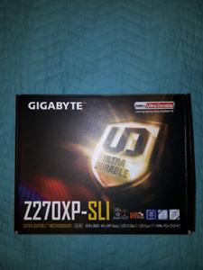 Gigabyte Z270XP-SLI Motherboard