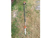 Stihl ht131 Pole Pruner long reach chainsaw