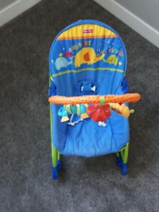 FisherPrice Rocker Seat