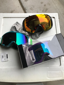 Brand New Bolle Snowboard Goggles and Helmets For Sale